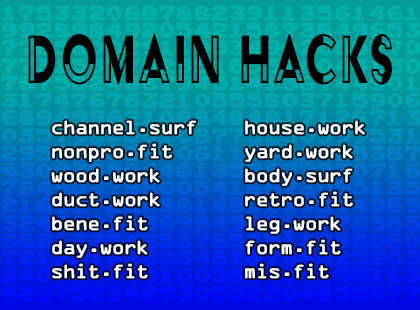 DomainHacks